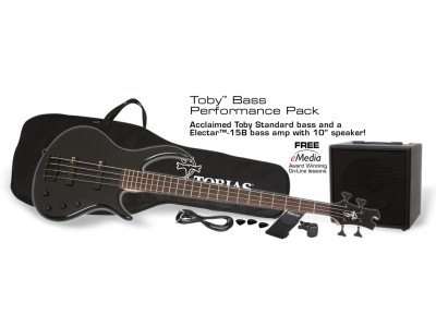 Epiphone Toby Bass Performance Pack (4)