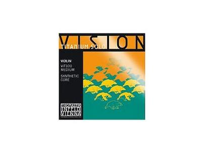 Thomastik Vision Titanium Solo VIT100 Violin Set
