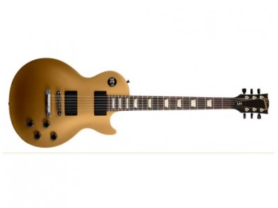 Gibson LPJ Rubbed Gold top dark back low gloss *