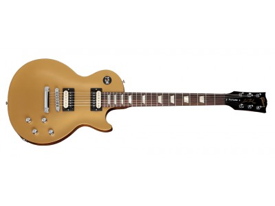 Gibson LP Future Tribute Gold top dark back Vintage Gloss