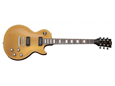 Gibson LP 50's Tribute Min-ETune Gold top dark back Vintage Gloss