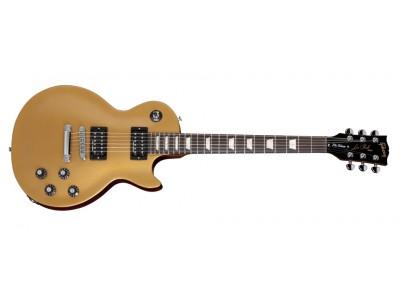 Gibson LP 70's Tribute Min-ETune Gold top dark back Vintage Gloss
