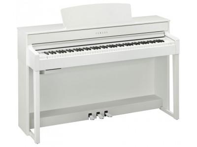 yamaha clp 575 white. Black Bedroom Furniture Sets. Home Design Ideas