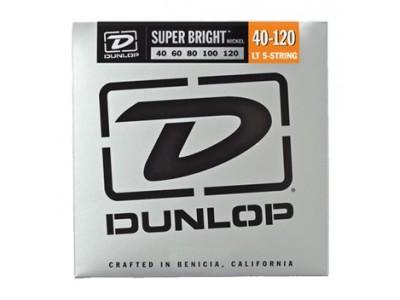 Jim Dunlop DBSBN40120 BASS-NKL SBLT-5/SET