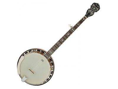 Fender Concert Tone 55 Banjo, Fingerboard, Natural