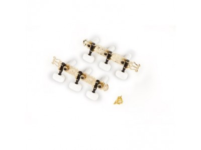 Fender PRIBOR Tuners. Most Classical Style Acoustics (6) *
