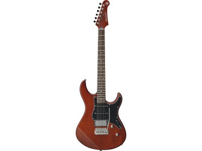 Yamaha Pacifica 612VFM Root Beer