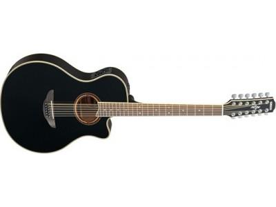 Yamaha APX700II-12 Black