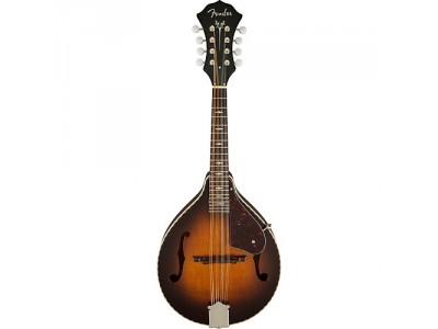 Fender Concert Tone Mandolin A 52E, Rosewood Fingerboard, Vintage Burst