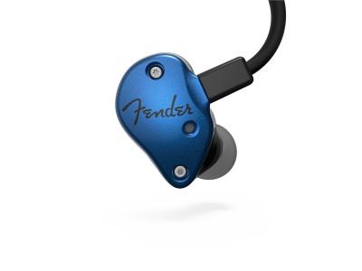 Fender FXA2 Pro In-Ear Monitors, Blue