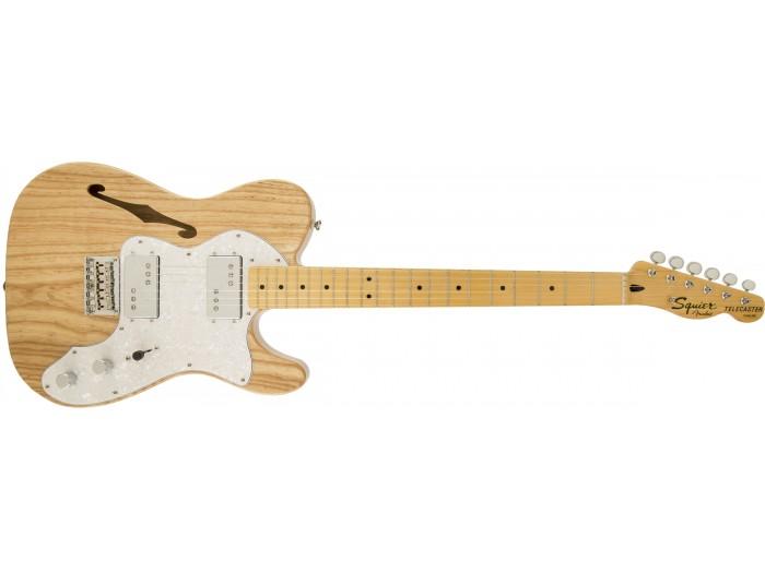 squier by fender vintage modified 39 72 telecaster thinline mn nat elektri na gitara. Black Bedroom Furniture Sets. Home Design Ideas