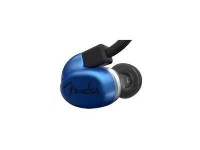 Fender CXA1 MIC, 3 button, In Ear, Blue