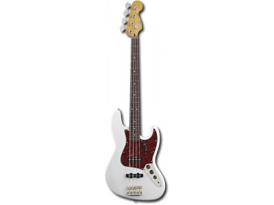Squier By Fender Classic Vibe Jazz Bass 60s, Rosewood Fingerboard, Olympic White *