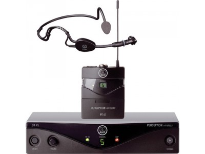 AKG Perception Wireless 45 Sports Set BD M