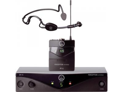 AKG Perception Wireless 45 Sports Set BD M
