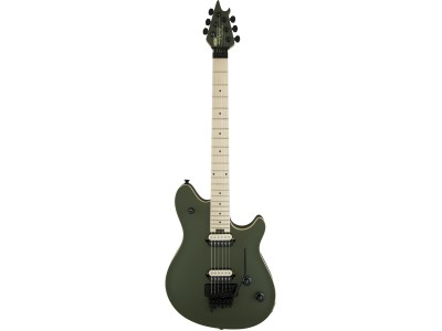EVH Wolfgang Special, Maple Fingerboard, Matte Army Drab
