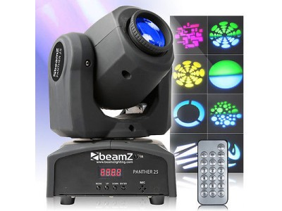 BeamZ Panther 25 Led Spot Moving Head IRC MKII