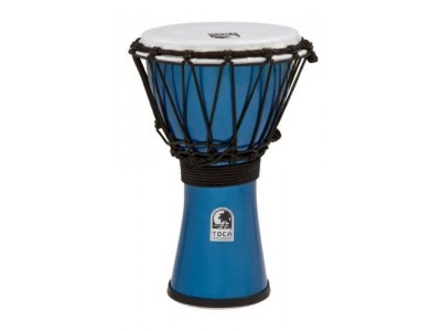Toca Percussion TFCDJ-7MB Freestyle Colorsound 7-Inch Djembe