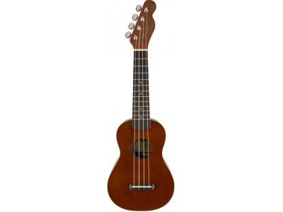 Fender UKULELE VENICE NAT