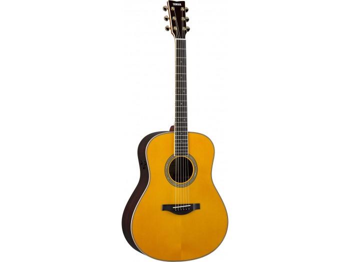 Yamaha ls ta vintage tinted akusti na gitara for Yamaha ls ta