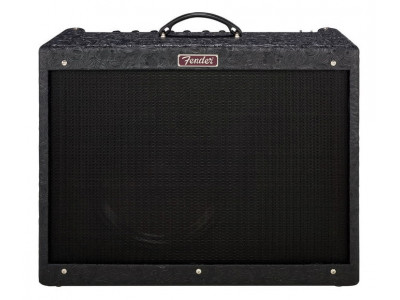 Fender BLUES DLX BLK WEST G12H65