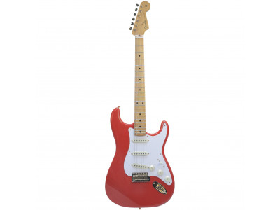 Fender LIMITED EDITION Classic Series '50s Stratocaster in Fiesta Red with Gold Hardware