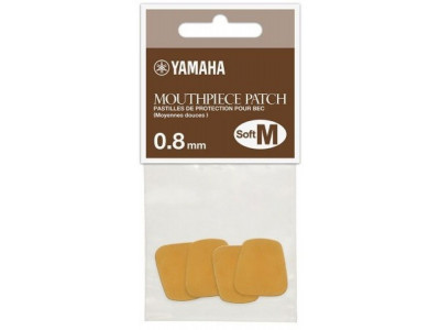 Yamaha Mouthpiece Patch 0,8 Soft M