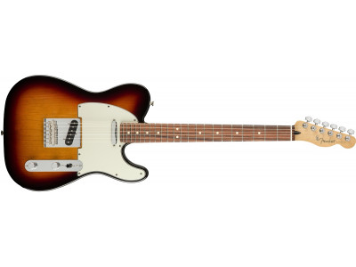 Fender PLAYER TELECASTER® PF 3TS