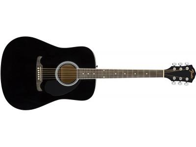 Fender FA-125 Dreadnought, Black