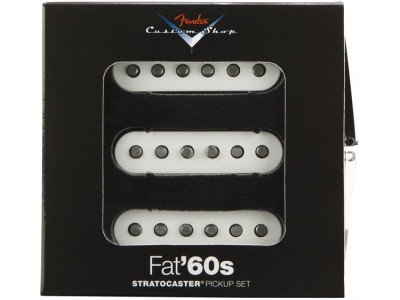 Fender PRIBOR Custom Shop Fat '60s Stratocaster® Pickups