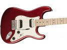 Squier By Fender Contemporary Stratocaster® HH MN DRK MET RD