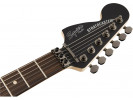 Squier By Fender Contemporary Active Stratocaster® HH RW FLT BLK