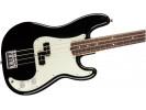 Fender American Pro Precision Bass®, Rosewood Fingerboard, Black