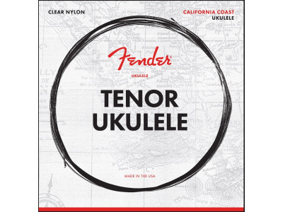 Fender PRIBOR Tenor Ukulele Strings, Set of Four