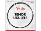 Fender PRIBOR Tenor Ukulele Strings, Set of Four