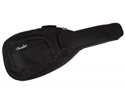 Fender PRIBOR Urban Jumbo Acoustic Gig Bag, Black