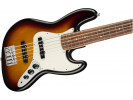 Fender Player Jazz Bass® V, Pau Ferro Fingerboard, 3-Color Sunburst