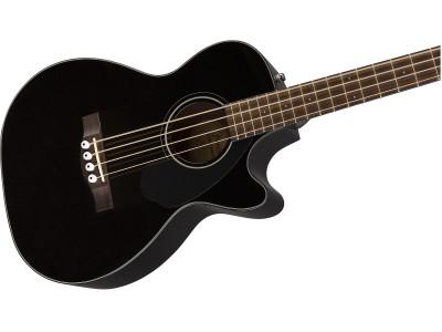 Fender CB-60SCE Bass LRL BK