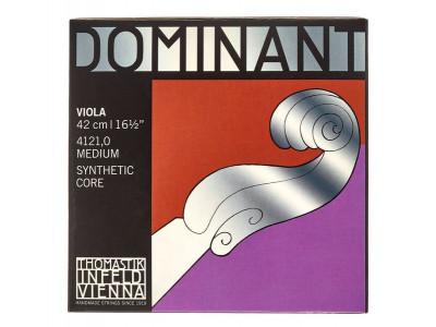 Thomastik VIOLA STR. DOMINANT SET 4121.0 16 1/2 M