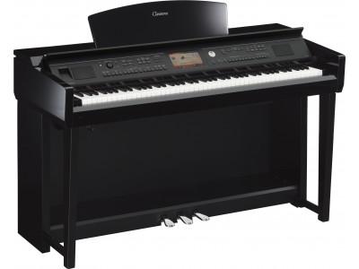 Yamaha CVP-705 polished ebony