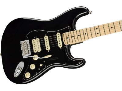 Fender American Performer Strat, MN, BLCK