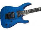 Jackson JS Series Dinky Arch Top JS32Q DKA Trans Blue električna gitara električna gitara