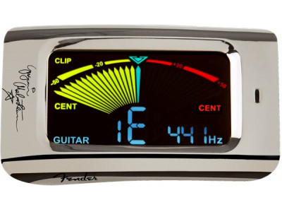 Fender PRIBOR Yngwie Malmsteen Clip-On Tuner