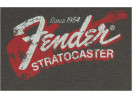 Fender Since 1954 Stratocaster® Men's Tee, Grey, XXL