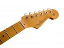 Fender Eric Johnson Stratocaster Maple Fretboard. White Blonde