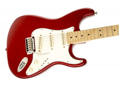 Squier By Fender Standard Stratocaster MN CAR