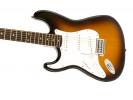 Squier By Fender Affinity Stratocaster LH RW BSB električna gitara za levoruke