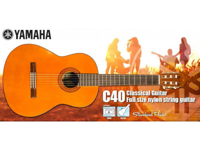 Yamaha C40 P STANDARD