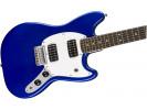 Squier By Fender Bullet Mustang HH LRL Imperial Blue električna gitara