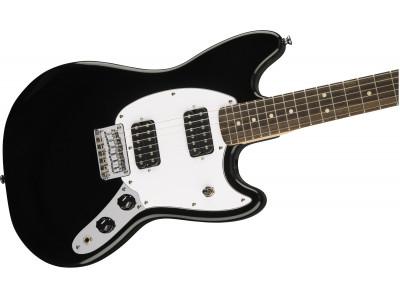 Squier By Fender Bullet Mustang HH LRL Black